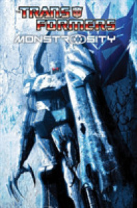 Link to an enlarged image of The Transformers : Monstrosity (The Transformers)