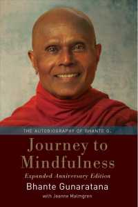 Link to an enlarged image of Journey to Mindfulness : The Autobiography of Bhante G. (Anniversary Expanded)