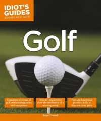 Link to an enlarged image of Idiot's Guides Golf (Idiot's Guides)