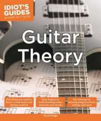 Link to an enlarged image of Idiot's Guides Guitar Theory (Idiot's Guides)