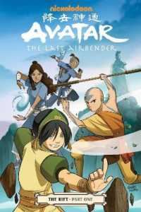 Link to an enlarged image of Avatar - the Last Airbender the Rift 1 (Avatar: the Last Airbender)