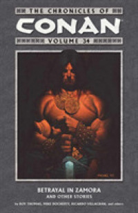 Link to an enlarged image of The Chronicles of Conan 34 : Betrayal in Zamora and Other Stories (Chronicles of Conan)