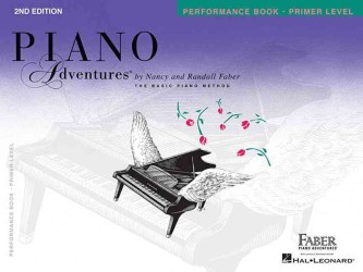 Link to an enlarged image of Piano Adventures - Primer Level : Performance Book (Piano Adventures)