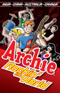 Link to an enlarged image of Archie 1 : Rockin' the World (Archie and Friends All-stars)