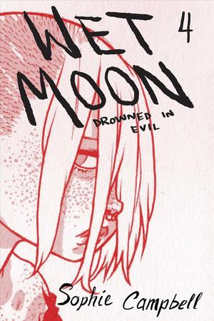 Link to an enlarged image of Wet Moon 4 : Drowned in Evil (Wet Moon)