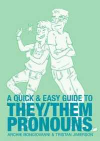 Link to an enlarged image of A Quick & Easy Guide to They/Them Pronouns