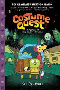 Link to an enlarged image of Costume Quest : Invasion of the Candy Snatchers