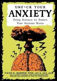 Link to an enlarged image of Unf*ck Your Anxiety : Using Science to Rewire Your Anxious Brain (5-minute Therapy) (2nd)