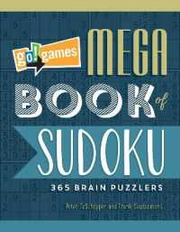 Link to an enlarged image of Go! Games Mega Book of Sudoku : 365 Brain Puzzlers