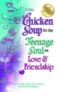 Link to an enlarged image of Chicken Soup for the Teenage Soul on Love & Friendship (Reprint)
