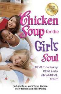 Link to an enlarged image of Chicken Soup for the Girl's Soul : Real Stories by Real Girls about Real Stuff (Chicken Soup)