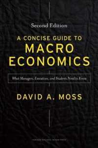 Link to an enlarged image of A Concise Guide to Macroeconomics : What Managers, Executives, and Students Need to Know (2nd)