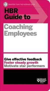 Link to an enlarged image of HBR Guide to Coaching Employees (Harvard Business Review Guides)