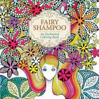 Books Kinokuniya Fairy Shampoo Adult Coloring Book An Enchanted