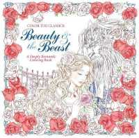 Books Kinokuniya Beauty And The Beast Adult Coloring Book A