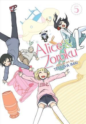 Link to an enlarged image of Alice & Zoroku 5 (Alice & Zoroku)
