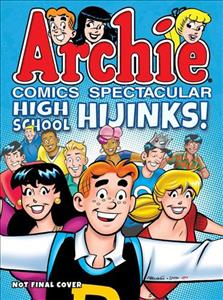 Link to an enlarged image of Pep Rally! : Pep Rally! (Archie Comics Spectaculars)