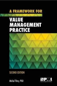 Link to an enlarged image of A Framework for Value Management Practice (2nd)