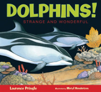 Link to an enlarged image of Dolphins! (Strange and Wonderful)