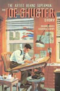 Link to an enlarged image of The Joe Shuster Story : The Artist Behind Superman