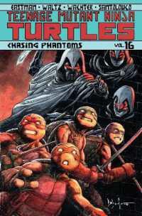 Link to an enlarged image of Teenage Mutant Ninja Turtles 16 : Chasing Phantoms (Teenage Mutant Ninja Turtles)