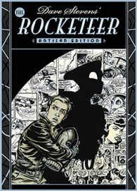 Link to an enlarged image of DAVE STEVENS ROCKETEER ARTISAN ED TP DIRECT MARKET EXC