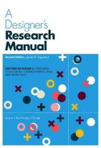 A Designer's Research Manual 9781631592621