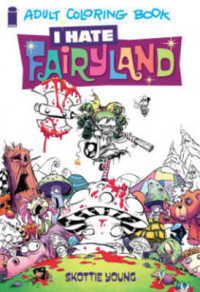 Books Kinokuniya I Hate Fairyland Adult Coloring Book CLR CSM