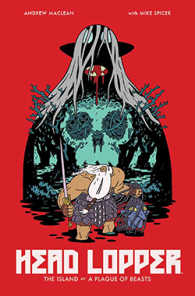 Link to an enlarged image of Head Lopper 1 : The Island or a Plague of Beasts