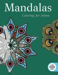 Books Kinokuniya Mandalas Adult Coloring Book For