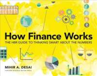 Link to an enlarged image of How Finance Works : The Hbr Guide to Thinking Smart about the Numbers