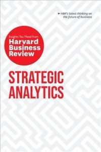 Strategic Analytics 9781633698987