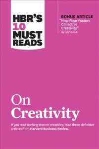 Link to an enlarged image of HBR'S 10 Must Reads on Creativity (Hbr's 10 Must Reads)