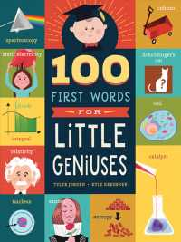 Link to an enlarged image of 100 First Words for Little Geniuses (100 First Words) (BRDBK)