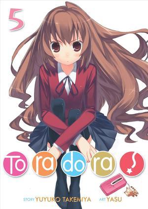 Link to an enlarged image of Toradora! 5 (Toradora!)NOVEL