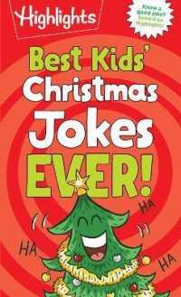 Link to an enlarged image of Best Kids' Christmas Jokes Ever! (Highlights Joke Books)