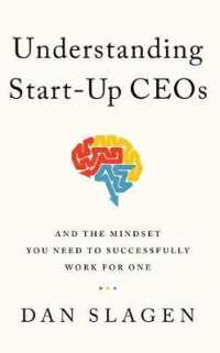 Link to an enlarged image of Understanding Start-Up CEOs : And the Mindset You Need to Successfully Work for One