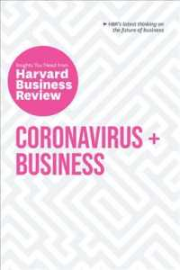 Coronavirus and Business: The Insights You Need from Harvard Business Review ( HBR Insights ) 9781647820466