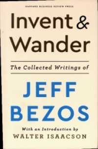 Link to an enlarged image of Invent and Wander : The Collected Writings of Jeff Bezos