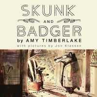 Link to an enlarged image of Skunk and Badger (Skunk and Badger) (MP3 Unabridged)