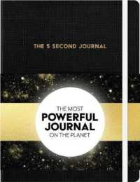 Link to an enlarged image of The 5 Second Journal : The Fastest Way to Slow Down, Power Up, and Get Sh*t Done! (GJR Spiral)