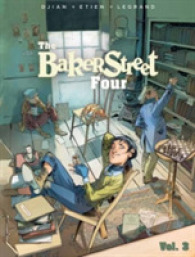 Link to an enlarged image of The Baker Street Four 3 (The Baker Street Four)