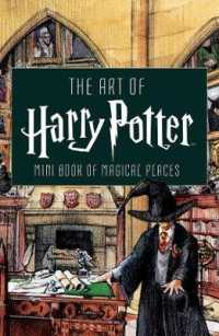 Link to an enlarged image of The Art of Harry Potter : Mini Book of Magical Places (Mini Book) (Mini)