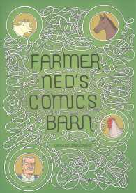 Link to an enlarged image of Farmer Ned's Comics Barn