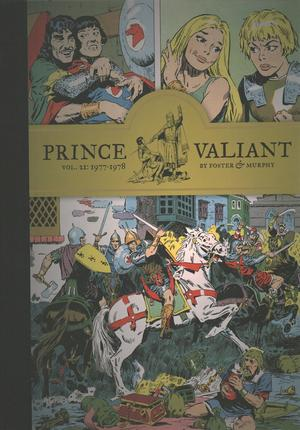 Link to an enlarged image of Prince Valiant 21 : 1977-1978 (Prince Valiant)