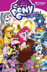 Link to an enlarged image of My Little Pony Omnibus 4 : Friendship Is Magic (My Little Pony)