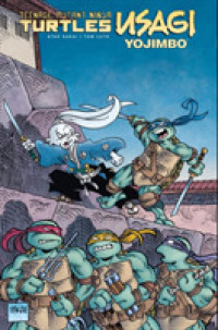 Link to an enlarged image of Teenage Mutant Ninja Turtles/Usagi Yojimbo (Teenage Mutant Ninja Turtles)