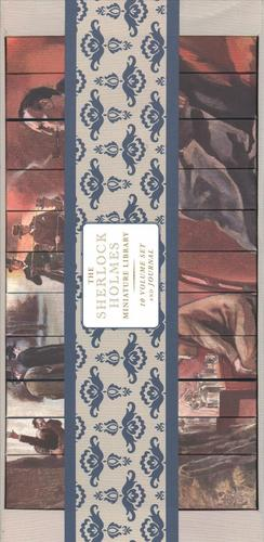 Books Kinokuniya: The Sherlock Holmes Miniature Library