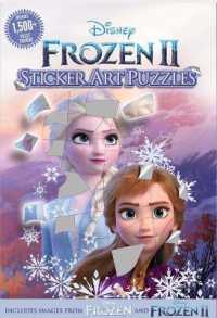 Disney Frozen 2 Sticker Art Puzzles 9781684129096