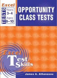 Link to an enlarged image of Excel Opportunity Class Tests